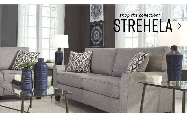 Sofa Unpackt Collection Strehela