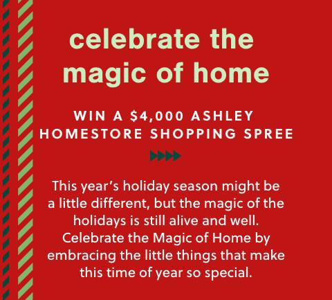 Celebrate the Magic of Home