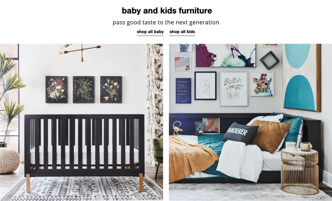 Shop All Baby + Kids  Furniture
