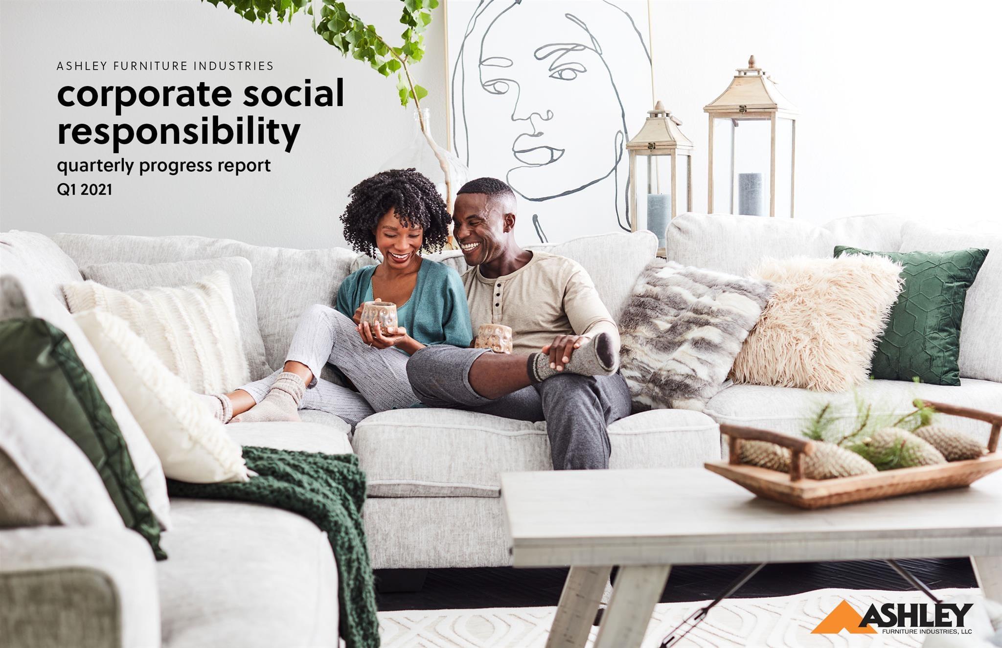 CSR Report 2021