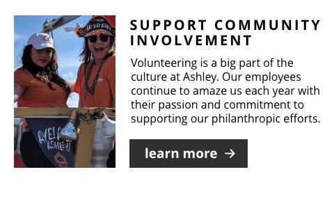 Support Community Involvement