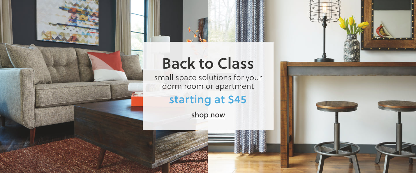 Small Space Furniture for Dorm Room or Apartment