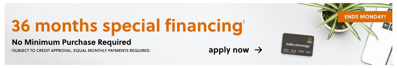60 Months Special Financing $1499 Minimum