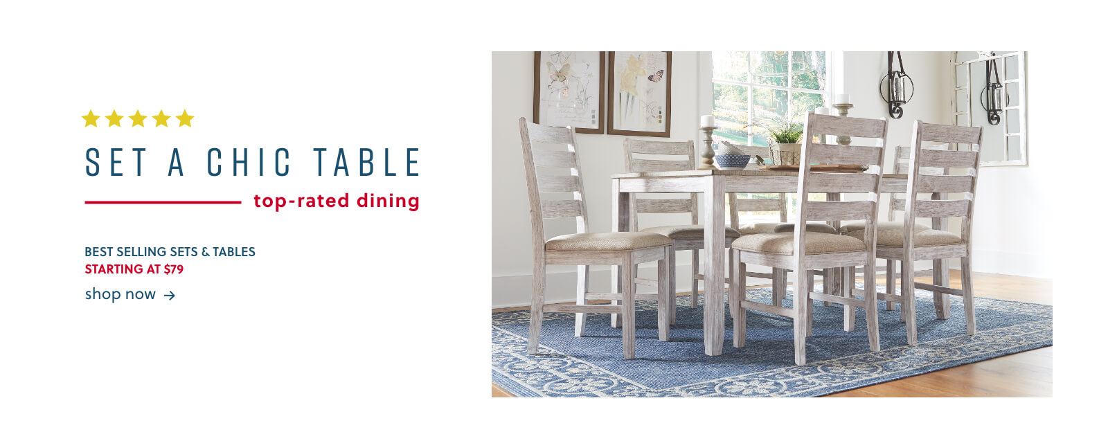 Best Selling Kitchen and Dining Room Tables and Sets