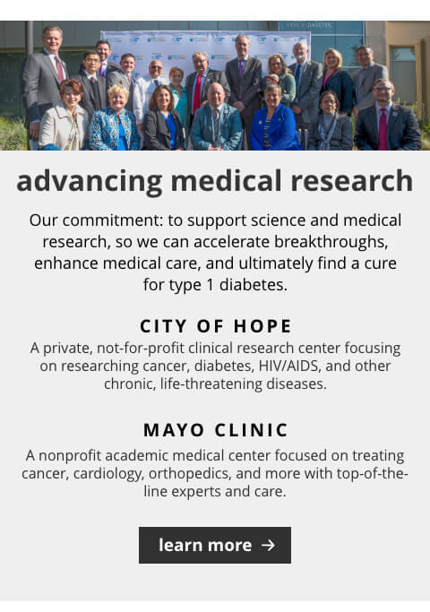 Advacing Medical Research