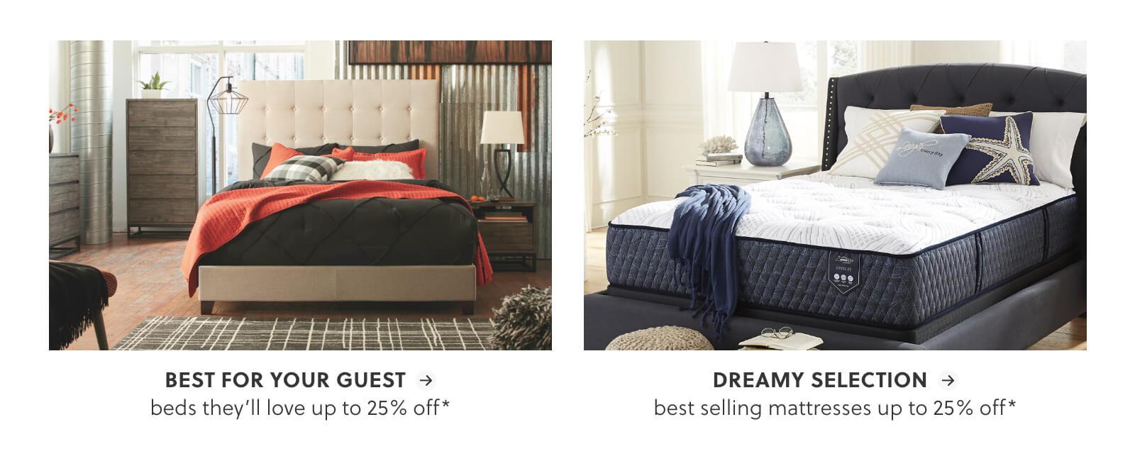 Guest Bedroom Beds, Best Selling Mattresses