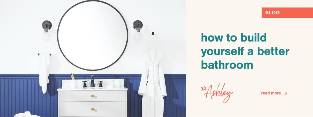 Better Bathroom Blog