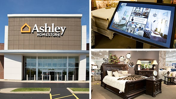 Morris Furniture Company Opens New Ashley HomeStore in Columbus