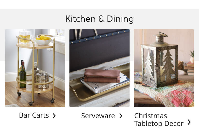Holiday Kitchen and Dining
