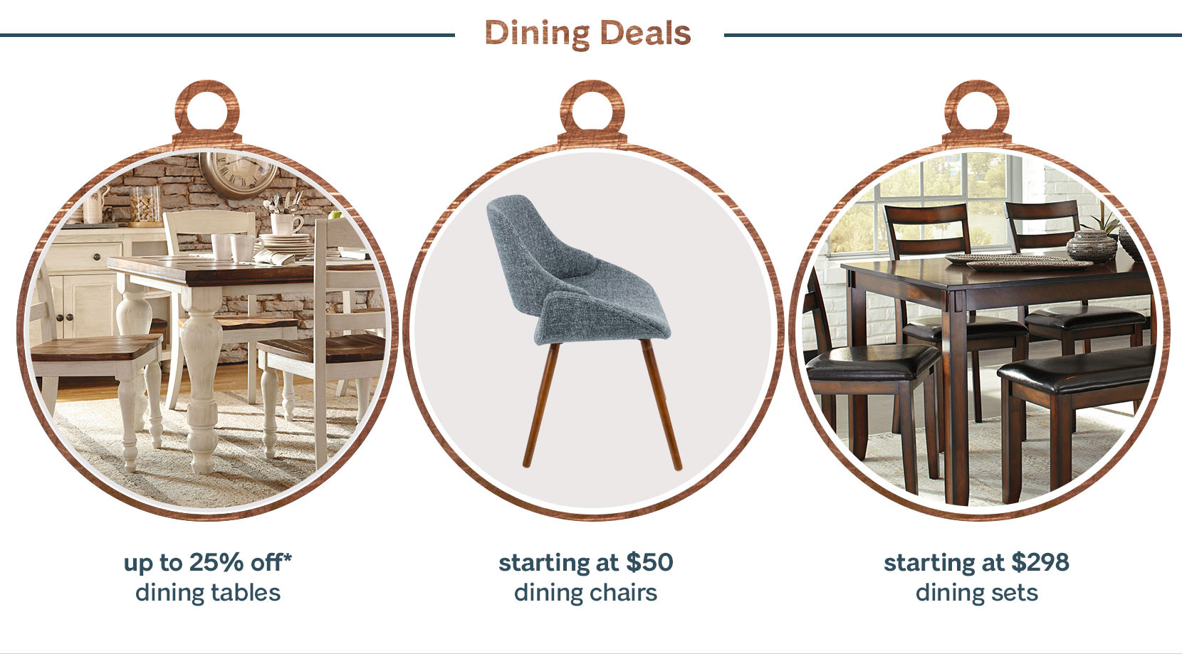 Shop Dining Room Furniture Deals