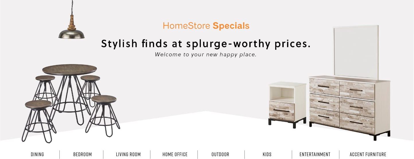 HomeStore Specials