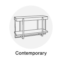 Contemporary Console Tables