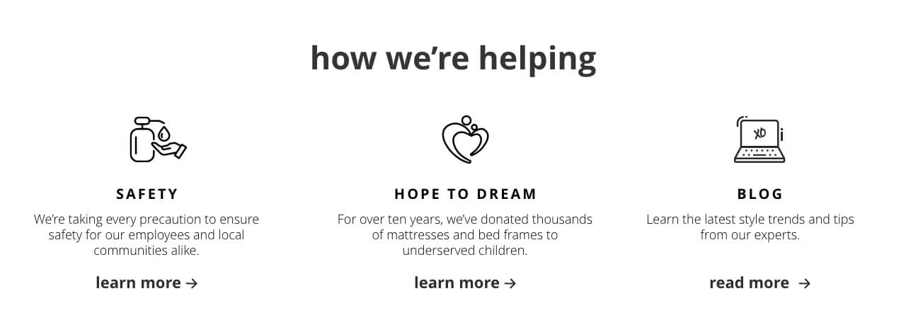 Safety, Hope To Dream, Blog