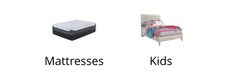 Mattresses, Kids