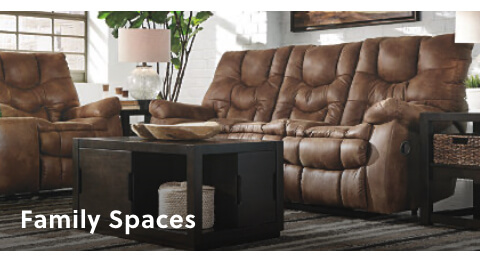 Family Spaces