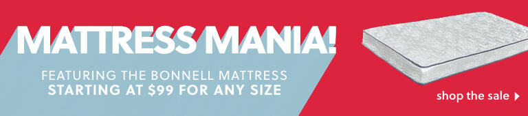 Mattress Mania! Bonnel Mattress