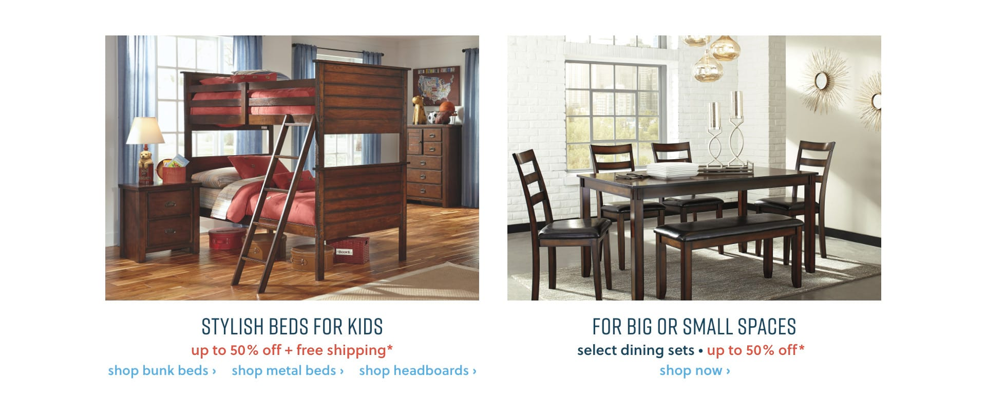 Shop Ashley Furniture HomeStore