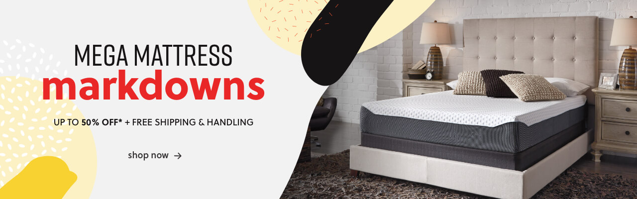 Mega Mattress Mark Downs