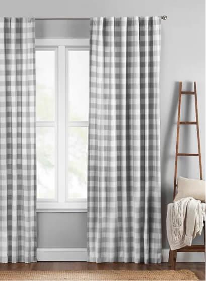 machine washable curtains