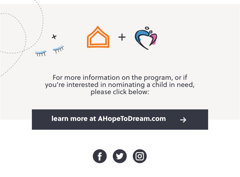 Ashley HomeStore Hope to Dream