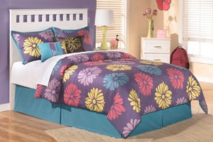 Top of Bed - Bedding
