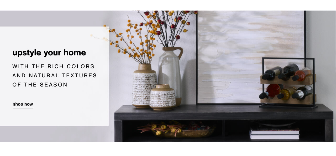 Fresh Fall Colors - Whole Home Decor
