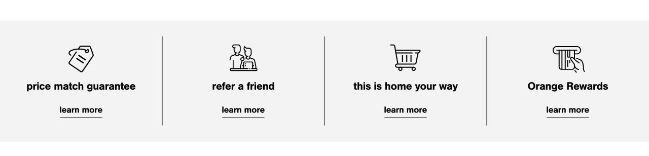 Price Match,Refer a Friend - Share with a friend, save with a friend,Shop Ashley HomeStore Your Way
