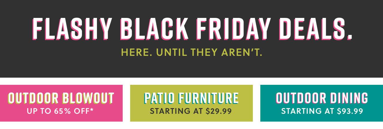 Outdoor Black Friday Deals