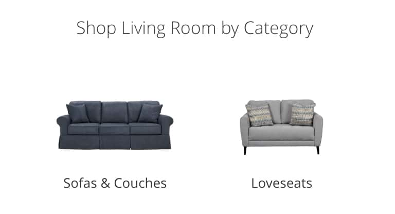 Sofas And Couches Loveseats