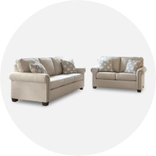 Sofa + Loveseats Sets