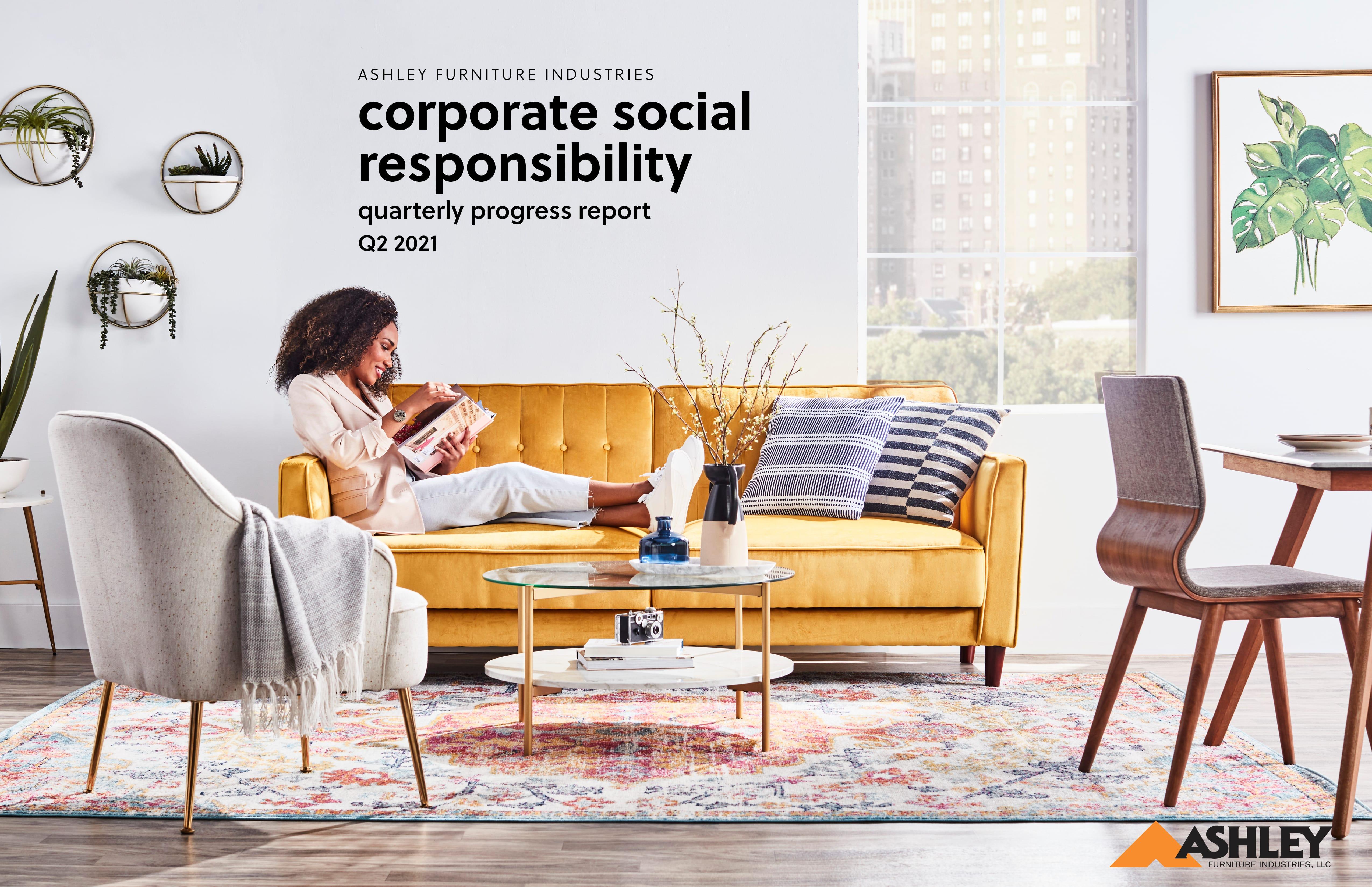 CSR Report Q2 2021