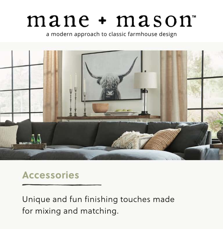 Mane and Mason Accessories