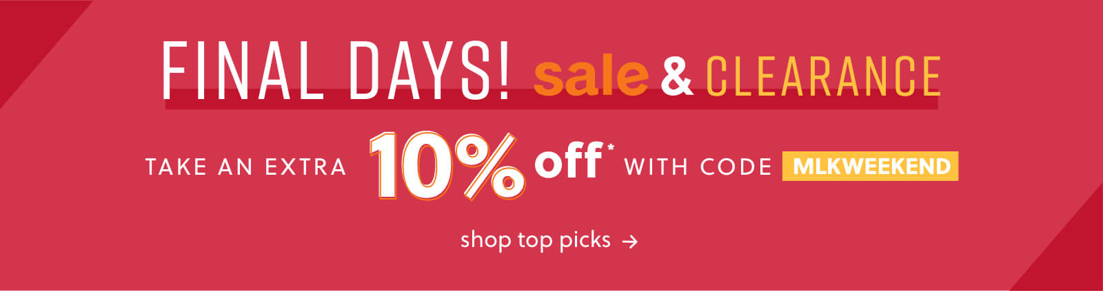 Sale and Clearance Top Furniture Picks