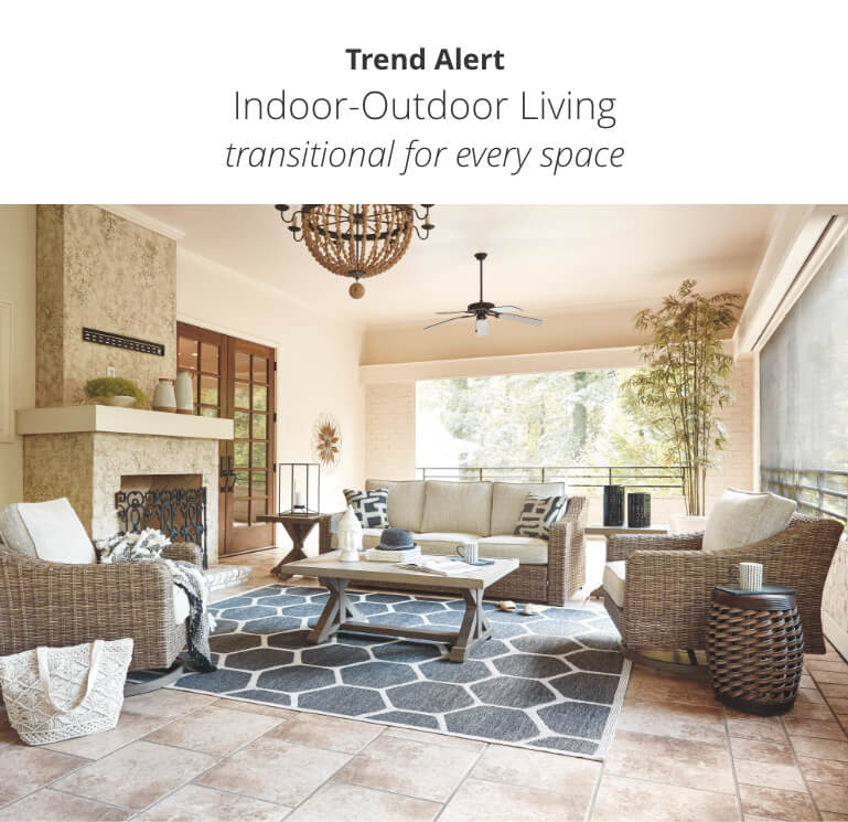 Indoor-Outdoor Living transitional for every space
