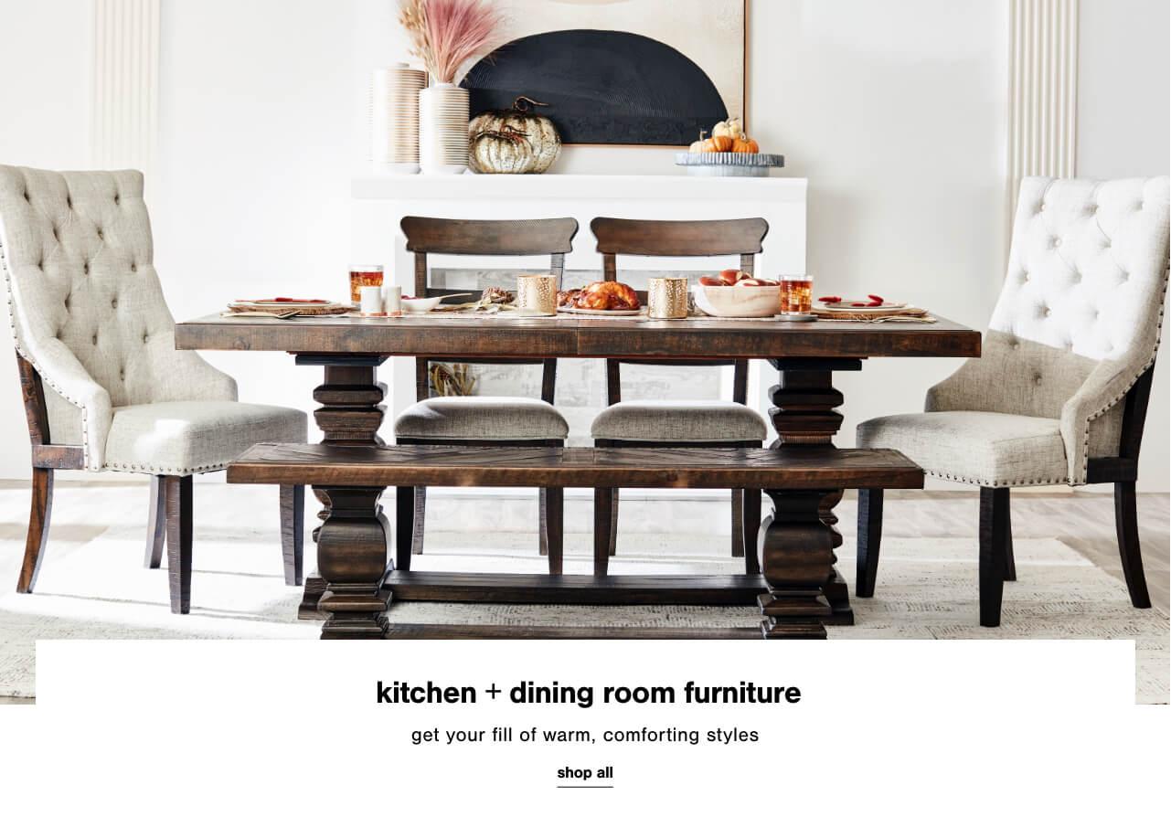 Shop All Kitchen Furniture