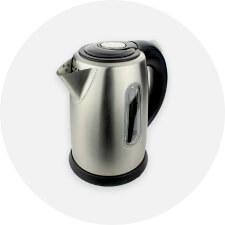 Tea Kettles + Pots