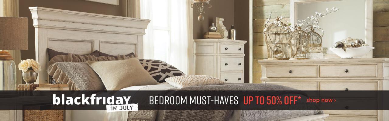 Shop Ashley Furniture HomeStore Bedrooms