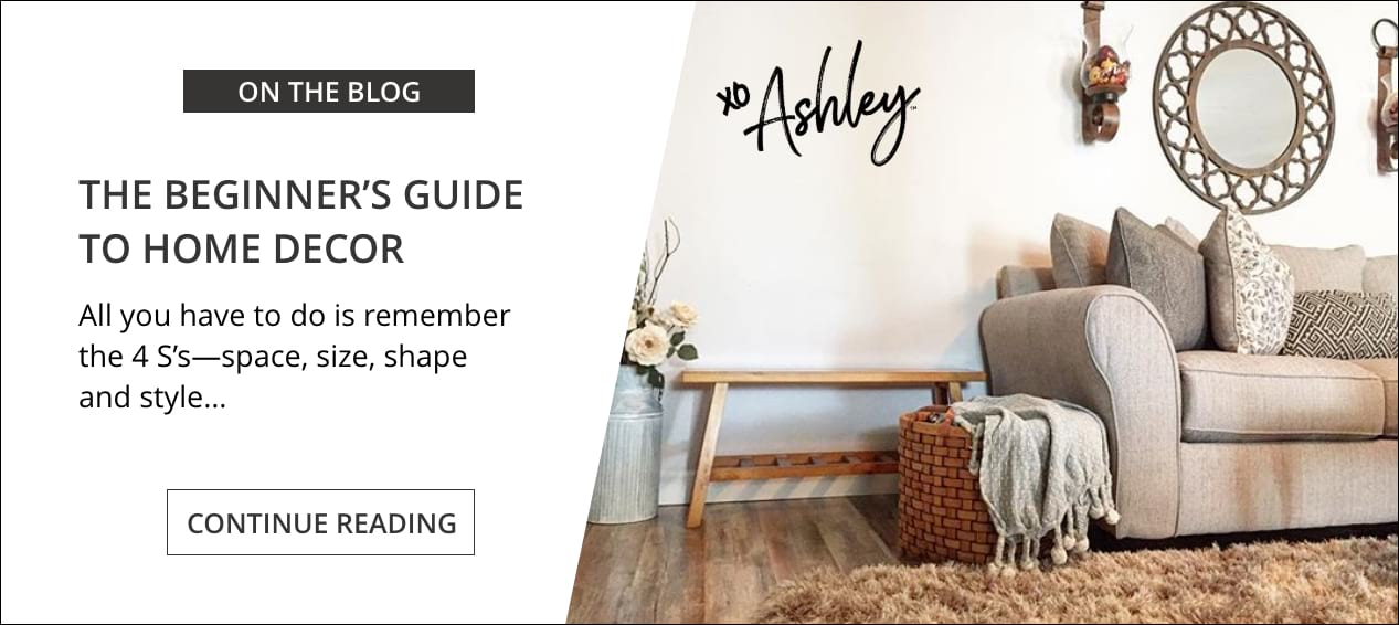The Beginner's Guide to Home Decor