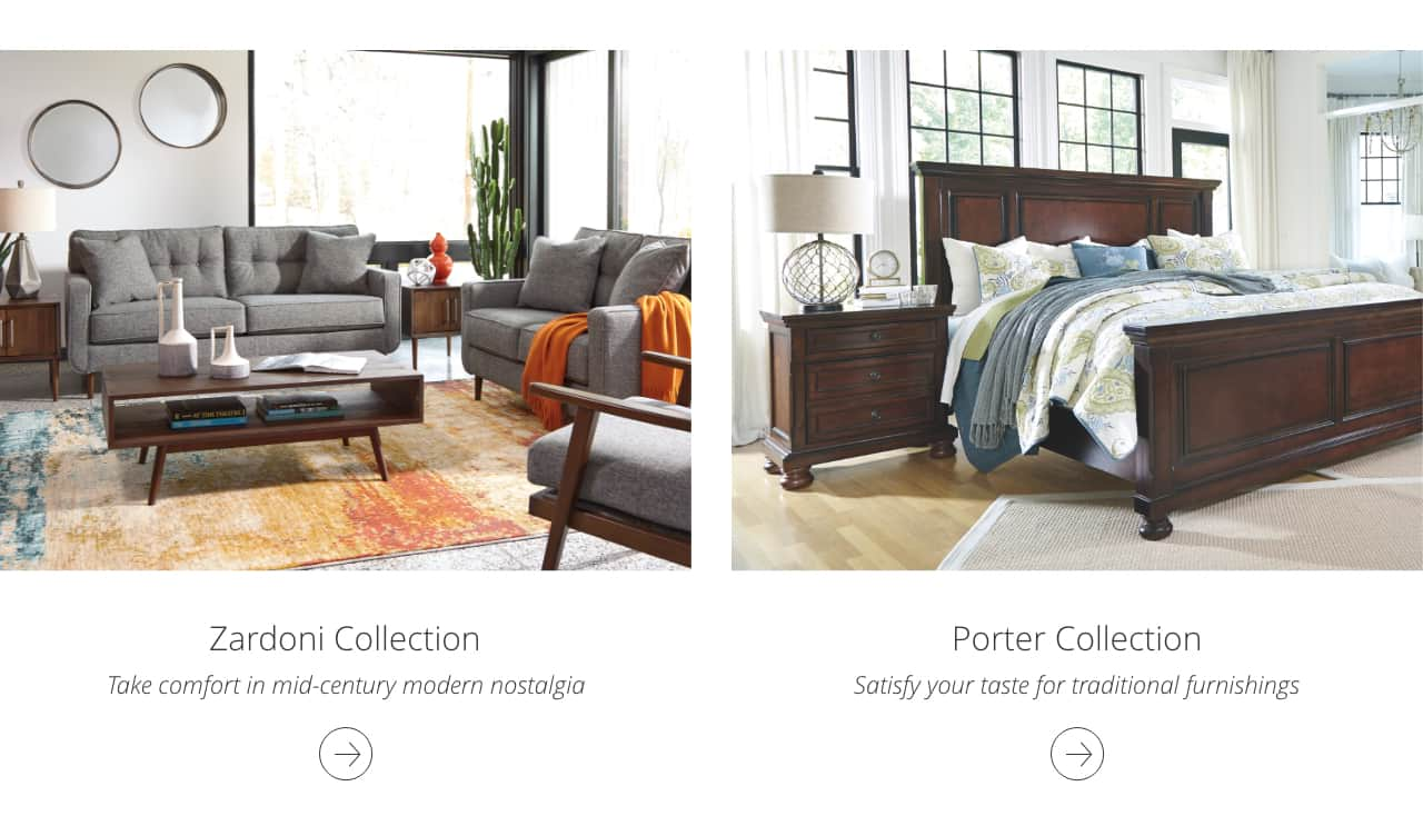 Zardoni Collection, Porter Collection