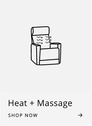 Heat + Massage