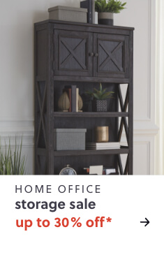 Up to 30% Off Home Office Storage Essentials