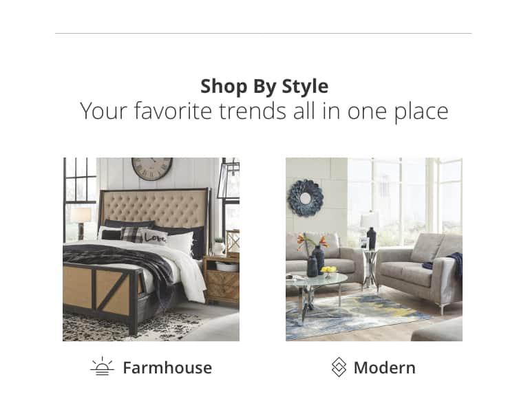 Farmhouse, Modern