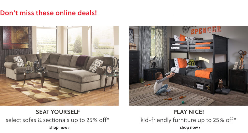Sofas and Sectionnals, Kid Friendly Furniture
