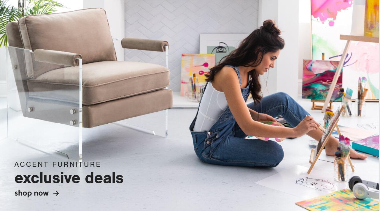 Accent Furniture Exclusive Deals