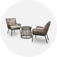 Outdoor & Patio Small Space Furniture