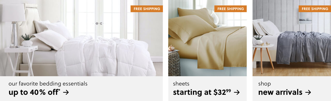 Bedding Deals
