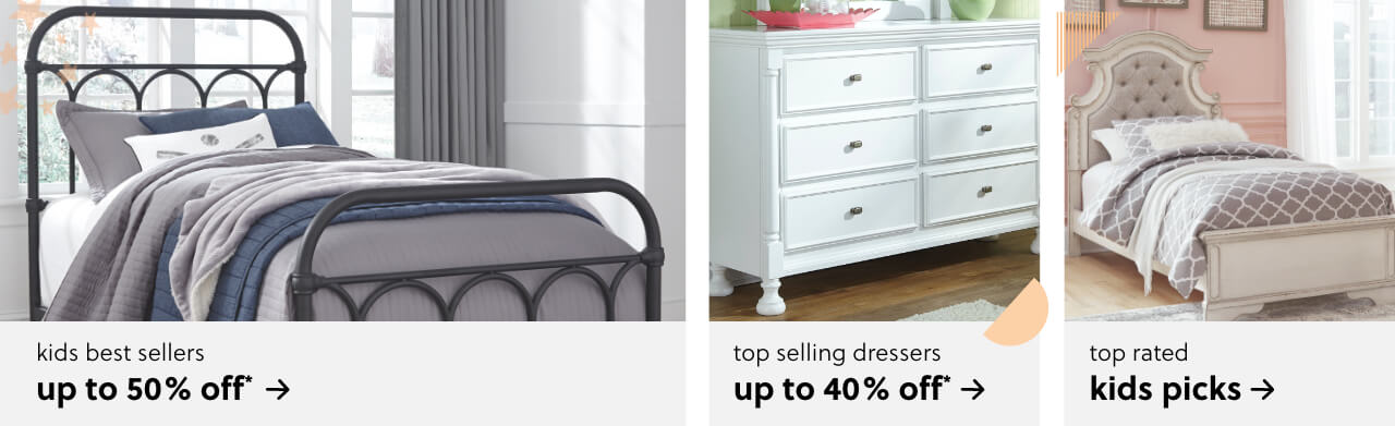 Fall in love with our top sellers Up to 50% off