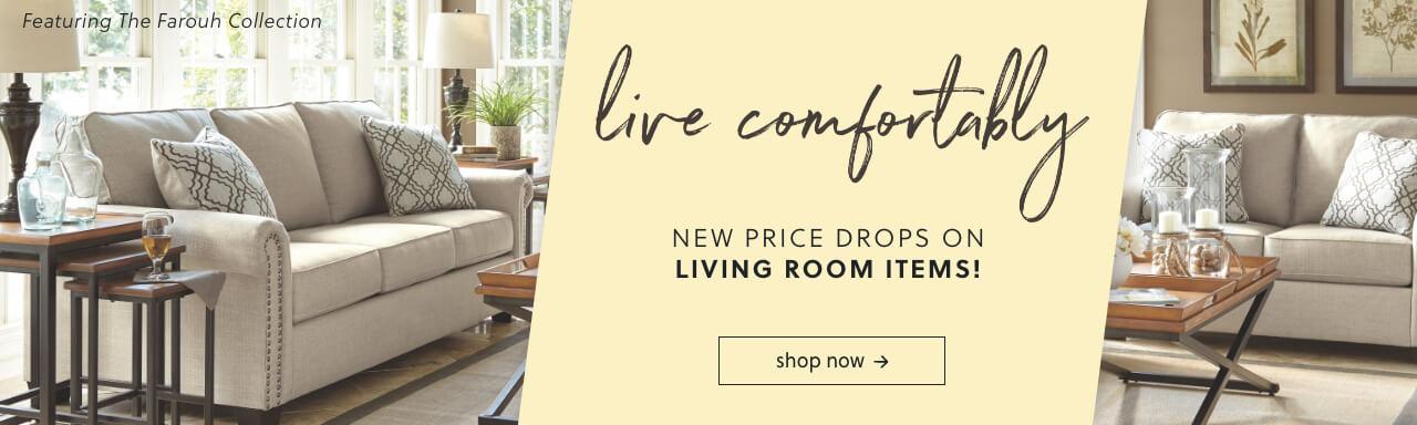 Top-Pick Living Room Deals