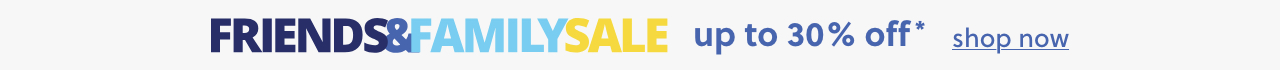 Sitewide Sale up to 30% off. Shop Now