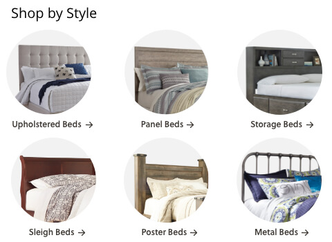 Headboards | Ashley Furniture HomeStore